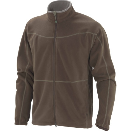 photo: ExOfficio CoreTech Jacket fleece jacket