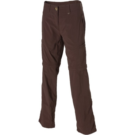 photo: ExOfficio Women's BugsAway Ziwa Convertible Pant