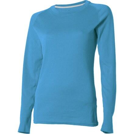 ExOfficio ExO Dri Lattice Long-Sleeve Crew Shirt