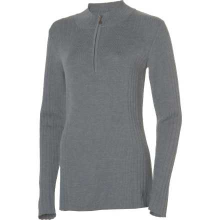 ExOfficio Venture Wool 1/4-Zip Sweater - Women's
