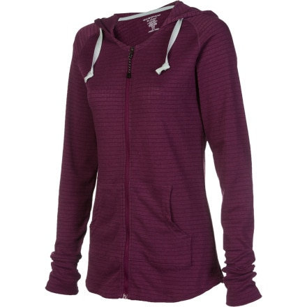 ExOfficio ExO Dri Lattice Hoodie - Women's