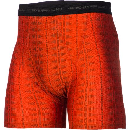 ExOfficio Give-N-Go Aztec Boxer Brief - Men's
