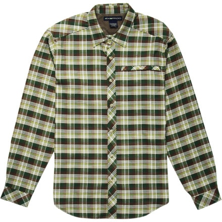 ExOfficio Pocatello Plaid Micro Shirt - Long-Sleeve - Men's