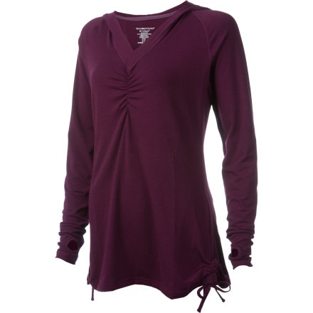 ExOfficio Go-To Hooded Top - Long-Sleeve - Women's