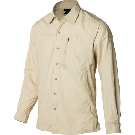 photo: ExOfficio GeoTrek'r Long-Sleeve Shirt