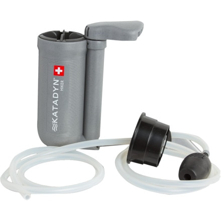 Shop for Katadyn Hiker Water Microfilter