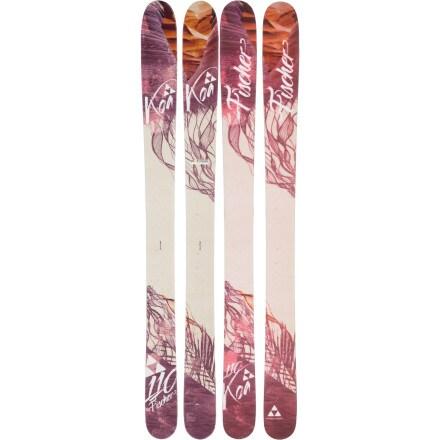 Fischer Koa 110 Ski - Women's