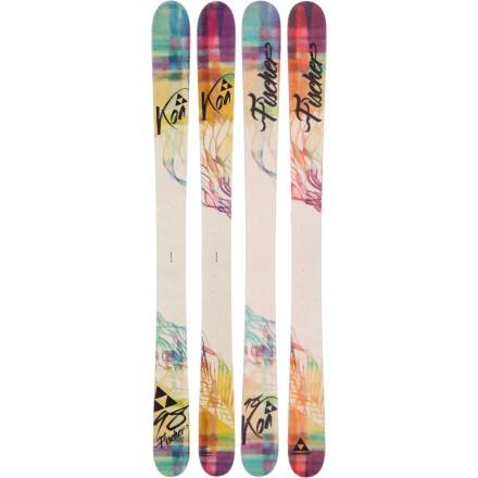Fischer Koa 98 Ski - Women's