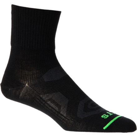 FITS Ultra Light Trail Quarter Socks
