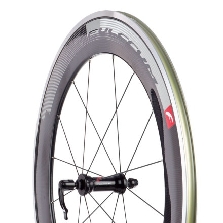 Fulcrum Red Wind 80mm Wheelset - Clincher