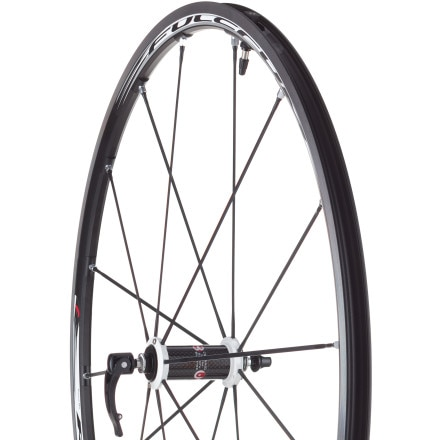 Fulcrum Racing Zero 2-Way Fit Road Wheelset - Clincher
