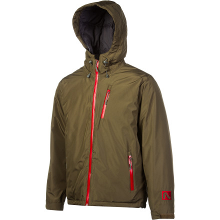 photo: Flylow Gear Ice Man Jacket snowsport jacket
