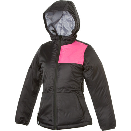photo: Flylow Gear Queen Hoody Jacket synthetic insulated jacket