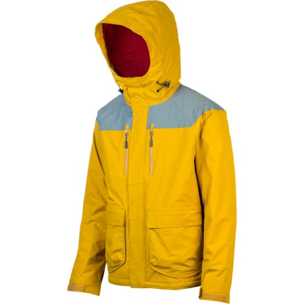 FlyLow Gear BA Puffy Jacket - Men's