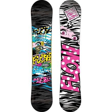 Flow Jewel snowboard