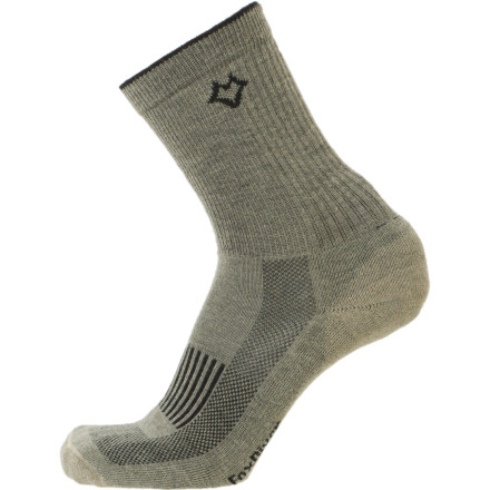 photo: Fox River Wick Dry Off Road Crew Sock hiking/backpacking sock