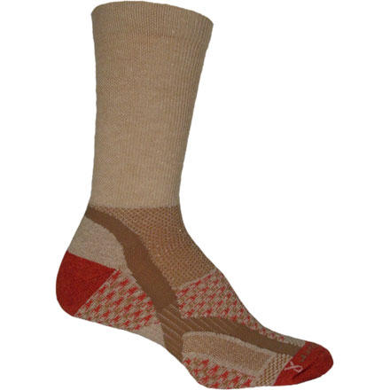 Fox River Journey Crew Sock - Women's