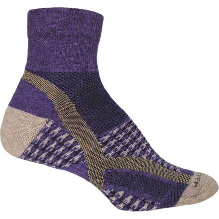 Fox River Journey Quarter Crew Sock - Women's