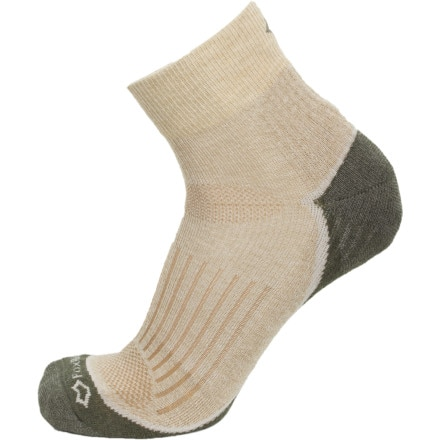 Shop for Fox River Trail Quarter Crew Sock
