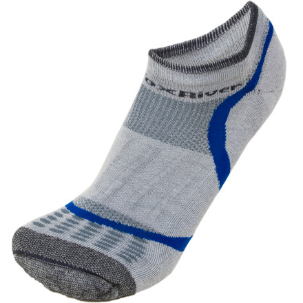 Fox River Velocity Ankle Running Sock