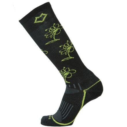 photo: Fox River Sugarloaf Sock snowsport sock
