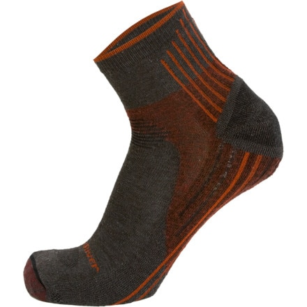 photo: Fox River Men's Sierra Lightweight Quarter Crew Sock hiking/backpacking sock