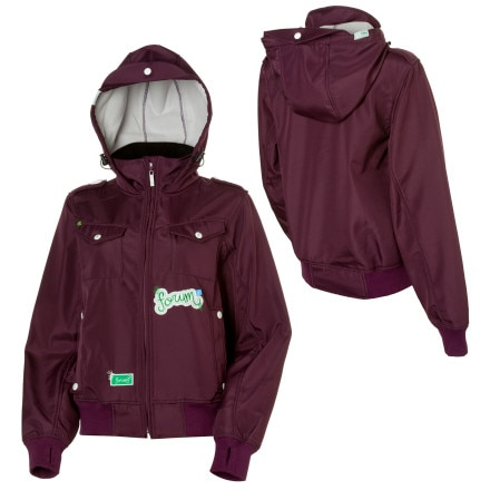 Forum Discrete Softshell Jacket - Women's