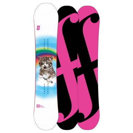 Forum Spinster DoubleDog snowboard