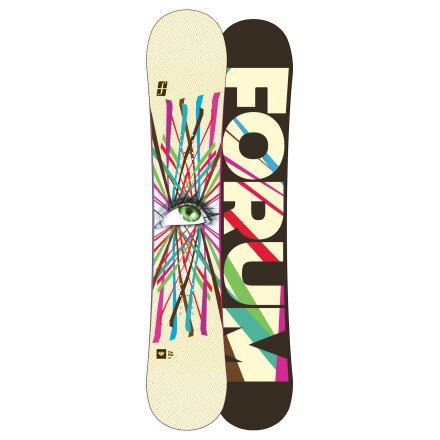 Forum Star Chillydog snowboard