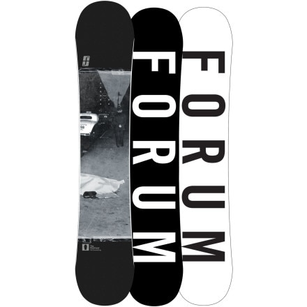 Shop for Forum Destroyer DoubleDog Snowboard