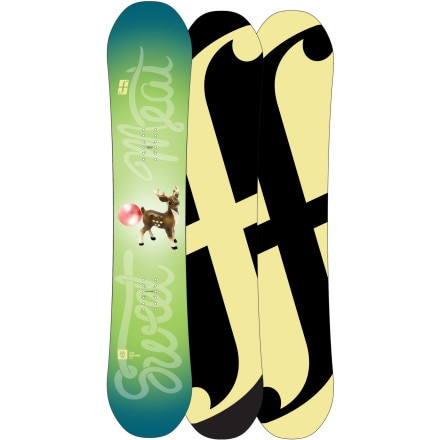 Forum Spinster DoubleDog Snowboard - Women's
