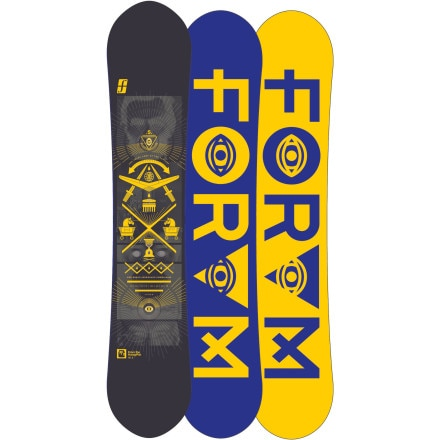 Forum HoneyPot Snowboard