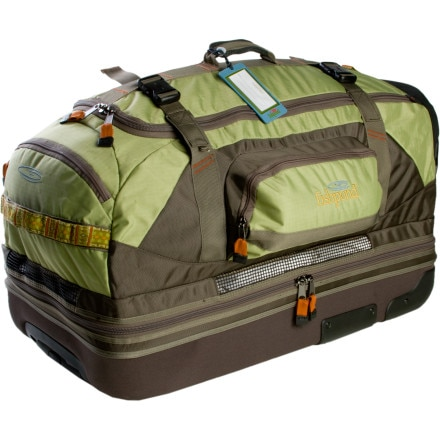 Fishpond Rodeo Rolling Duffel - 7872cu in