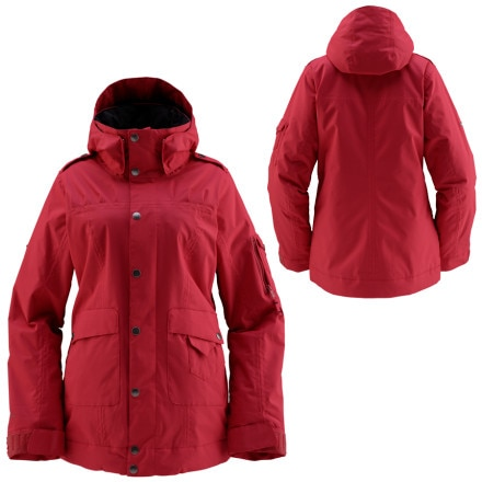 Foursquare Heather Jacket - Women's