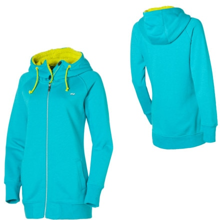 Foursquare Sweetdreams Full-Zip Hooded Sweatshirt - Women's