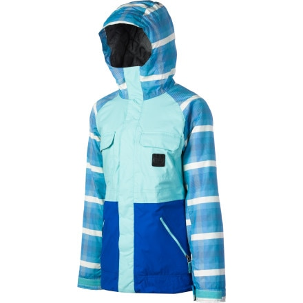 Foursquare Crush Jacket - Women's