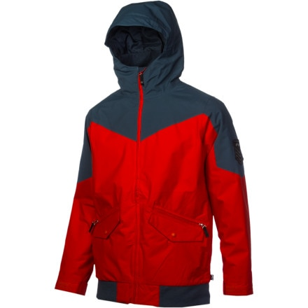 Foursquare Howl Insulated Jacket - Men's
