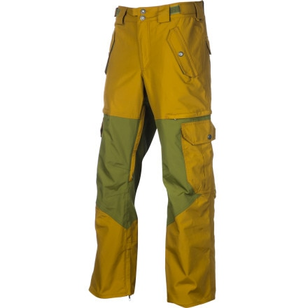Foursquare Gasket Pant - Men's