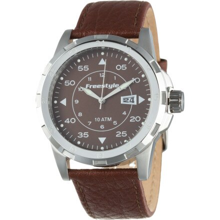 Freestyle USA Journey Leather Watch