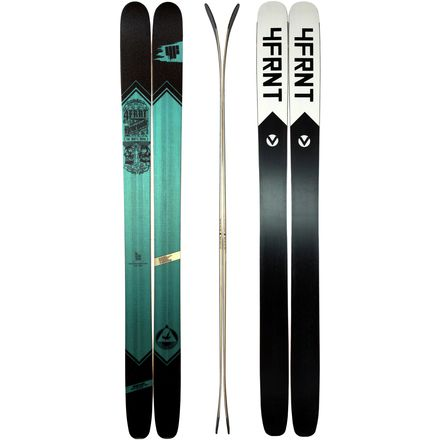 4FRNT Skis Renegade Ski