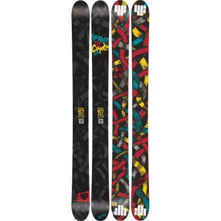 4FRNT Skis YLE Coyote Ski - Kids