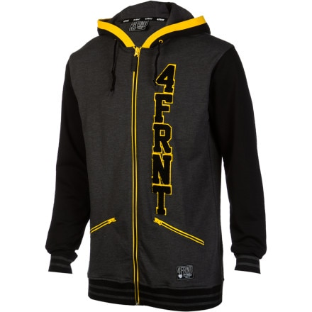 4FRNT Skis Wallace Full-Zip Hoodie - Men's