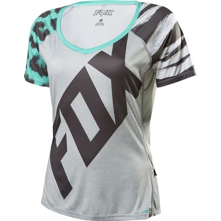 Fox Racing Lynx Jersey - Short-Sleeve - Women's