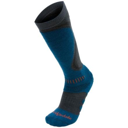 Bridgedale Heel Fit Midweight Ski Sock - Men's