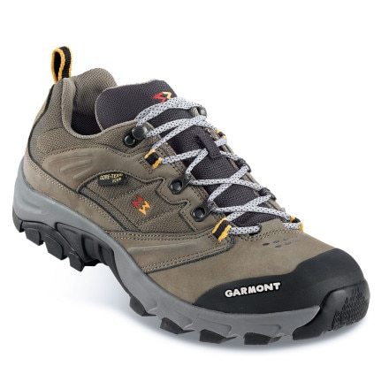photo: Garmont Women's Eclipse III GTX XCR trail shoe