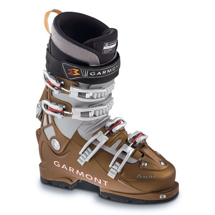 photo: Garmont Women's Axon alpine touring boot