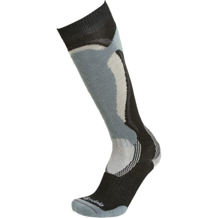 Bridgedale Midweight Control Fit Ski Sock - Men's