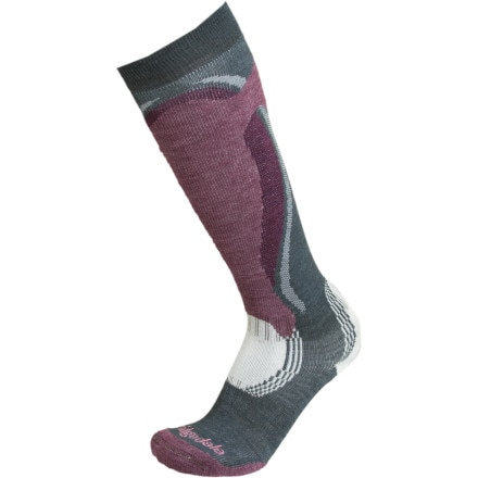 Bridgedale Midweight Control Fit Ski Sock - Women's