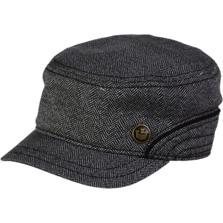 Goorin Brothers Greek Military Hat