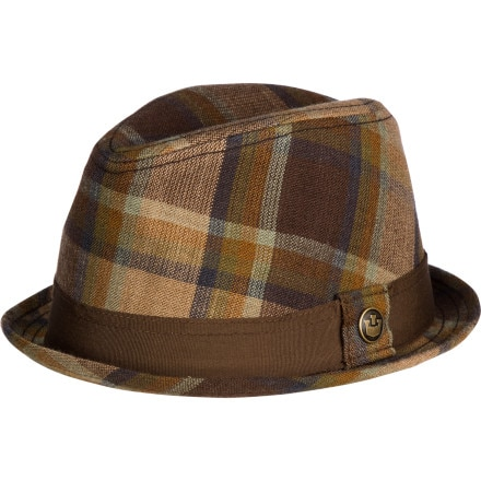 Goorin Brothers Tim Huntley Fedora Hat